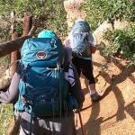 Barr Trail Sept 2014