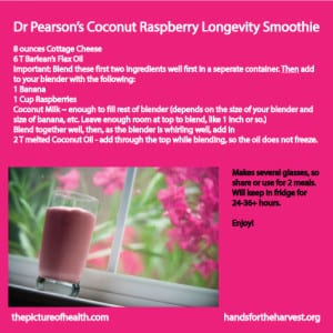 coconut-raspberry-smoothie