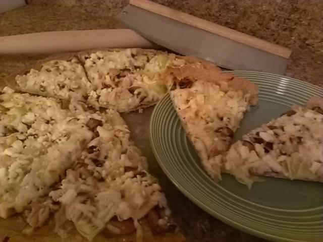 Healthy Gourmet Pizza!