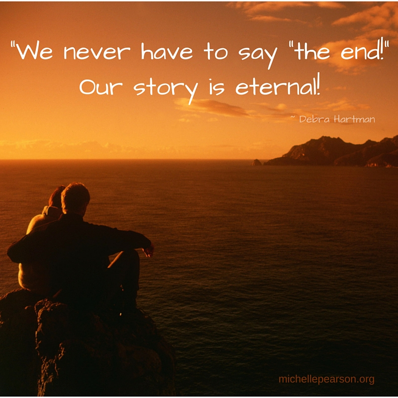 Your story is eternal!